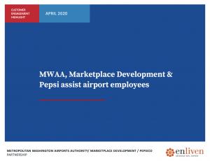April 2020 MWAA Partnership Highlight